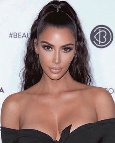 Kardashian style – My hair and beauty Look Kim Kardashian, Kim Kardashian Wedding, Kardashian Jenner, Kim Kardashian Ponytail, Kim Kardashian Hairstyles, Kardashian Workout, Kendall Jenner, Kim Kardashian Snapchat, Kardashian Nails