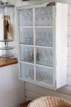 Window Design, Styles, And Inspiration – Voyage Afield Furniture Projects, Diy Furniture, Brighten Room, Glass Block Windows, Front Rooms, Old Windows, Built In Cabinets, Building A New Home, Window Styles