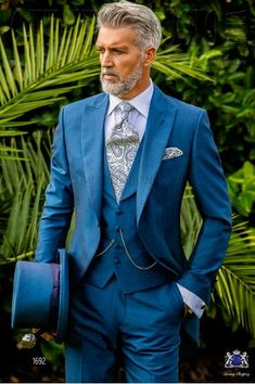 NEW Ottavio Nuccio Gala 2018 italian Wedding Suits Collection - Comercial  Moyano. Costume Homme MariageTenue ... cad878f6656