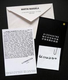 Trendy Ideas Fashion Show Invite Design Maison Martin Margiela Invite Design, Layout Design, Print Design, Brand Packaging, Packaging Design, Fashion Show Invitation, Lettering, Typography Layout, Fashion Graphic