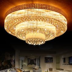 Cheap Chandeliers, Buy Quality Lights & Lighting Directly from China Suppliers:Luxury Ceiling Led Crystal Chandelier Light For Living Room Bedroom Modern Led Gold K9 Crystal Lamp Lustre Cristal 110V 220V Enjoy ✓Free Shipping Worldwide! ✓Limited Time Sale✓Easy Return.