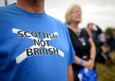 Sept. 2014 : référendum sur l'indépendance de l'Ecosse (qui a déjà le statut de région semi-autonome).