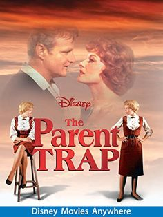 movies The Parent Trap : We watched this at least once a month as a Sun. movies The Parent Trap : We watched this at least once a month as a Sunday family activity All Movies, Family Movies, Great Movies, Disney Movies, Awesome Movies, Love Movie, I Movie, Movie Stars, Film Music Books