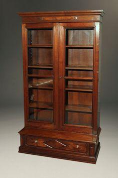 29 best antique bookcases images antique bookcase book shelves rh pinterest com