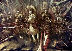 Polish Greatness (Blog): Great Polish Warriors: The Winged Hussars Part II - Weapons and Battle Tactics