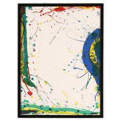 FRANCIS. Poèmes dans le ciel, 1986