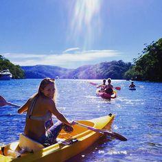 🇦🇺 Ku-ring-gai Chase National Park Kayaaaaaaak Kru #kayaking #nationalpark #fijifilmx100f #fujifilm_xseries #fujifilmx100f #fuji #fujifilm