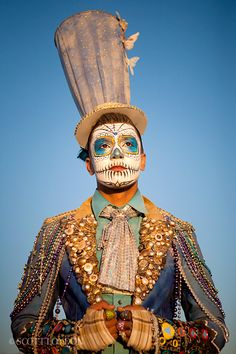 This one is incredible. // Shuffle: The 15 Best Burning Man Costumes Ever | Ignite.me | Burner Style & Radical Self-Expression