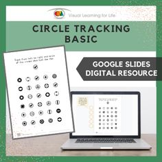 This digitally interactive resource is designed for use with Google Slides. This resource contains 10 slides in total. Answer sheets are included.The student must find all the circles that look the same as the example at the top of the page, and drag the circles to mark the correct answers.