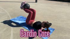 Give this cardio core focused circuit a try! Ab Core Workout, Monday Workout, Gym Workout Videos, Butt Workout, Workout Challenge, Fitness Studio Training, Cardio Training, Fitness Herausforderungen, Fitness Workouts