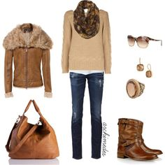 """Something for Fall"" by archimedes16 on Polyvore"