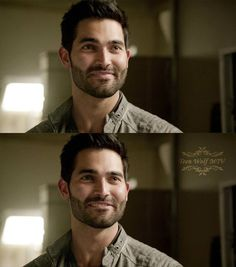 "S4 Ep5 ""I.E.D."" - Derek He hasnt smiled in quite some time so this was like a big shock!"