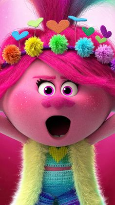 Get some Trolls World Tour wallpaper HD images of Dreamworks diamond queen barb poppy screenshots 2020 movie Characters to use as iPhone android wallpaper phone backgrounds Wallpaper Iphone Disney, Cute Disney Wallpaper, Wallpaper S, Poppy Images, Poppy And Branch, Movie Wallpapers, Iphone Wallpapers, Phone Backgrounds, Wallpaper Backgrounds