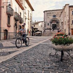 Pescocostanzo, the Abruzzo region of Italy