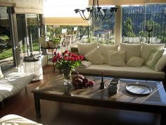living room with sunlight by moline