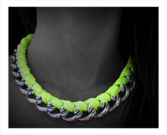 Yellow chain ☺
