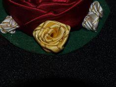 Mini Rose in Gelb - Gold !