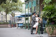 Disneyland Engagement Pictures - This couple is SO cute. I love all their pictures. Christmas really makes these extra special! Disneyland Engagement Photos, Engagement Pictures, Unique Wedding Presents, Wedding Gifts, Engagement Photography, Engagement Session, Wedding 2017, Wedding Save The Dates, Dating