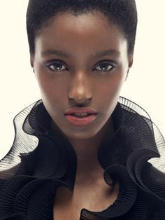 Senait Gidey - the Fashion Spot