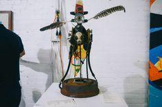 Detroit Art, Museum Of Contemporary Art, Home Art, Life Is Good, Art Gallery, Marketing, Murals, Artist, Blog
