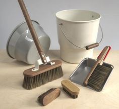 Turner and Harper brooms and brushes