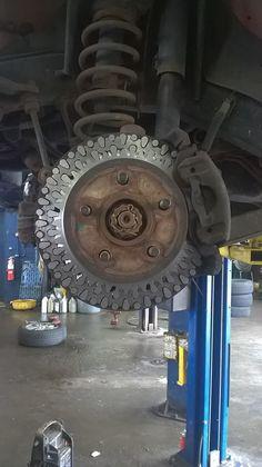 Brakes?