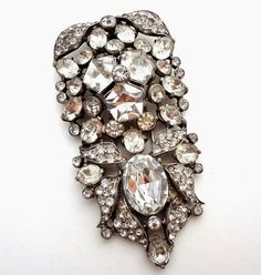 Eisenberg original costume jewelry