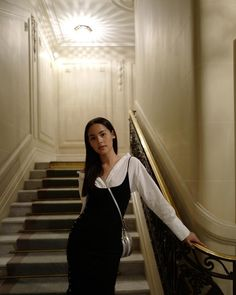 Thai Fashion, Korean Fashion, Megan Young, Le Meurice, Best Photo Poses, Beyond Beauty, Selfie, Traditional Dresses, Girl Crushes