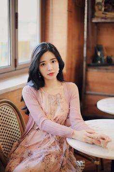 Pink Blossom, Pretty Asian, Kawaii Clothes, Korean Outfits, Korean Actresses, Fashion Outfits, Womens Fashion, Asian Woman, Asian Beauty