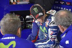 MotoGP: Jorge Lorenzo com problemas de confiança