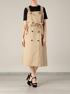 MAISON MARTIN MARGIELA - dungarees dress 8