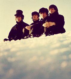 The Beatles in ''Help!''