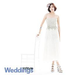 InStyle Weddings Magazine November 2010