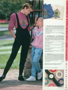 This lady is wearing a unitard with stirrups and a turtleneck. No further comment. | The 22 Most Embarrassing Pages Of The 1990 J.C. Penney Christmas Catalog