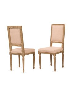 French side/dining chairs