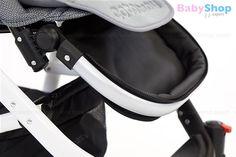 Kombikinderwagen Aprilia - verstellbare Fußbank   http://www.babyshop.expert/Kombikinderwagen-3in1-Aprilia  #babyshopexpert #kombikinderwagen #aprilia