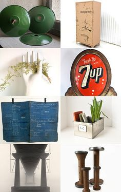Timeless Industrial Age by VintageAndMain on Etsy--Pinned with TreasuryPin.com