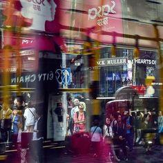 Transparent  X Reflection