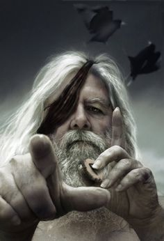 "Odin the All Father:  ""Can you write them? Read them? Can you paint them? Prove them?  Know you how to wish? How to worship?  How to summon? How to sacrifice?  Better not to ask than to over-pledge. As a gift demands a gift. Better not to send than to slay too many. Well-being I won and wisdom too, I grew and joyed in my growth -  I was led to a word, from a deed to another deed..."""