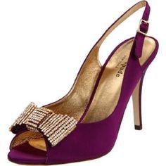 Kate Spade New York New York Women`s Crown Sandal,Purple,7 M US $350.00