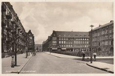 legmeerstraat Deze straat, net klaar in 1927, was aangelegd op een vroegere veenplas.