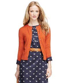 Women's Merino Wool Cardigan