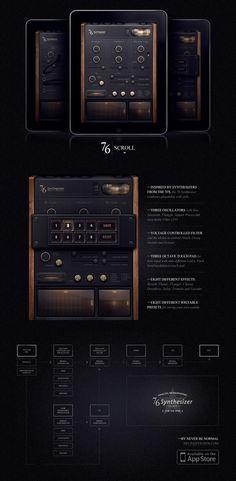 웹스토리 보이 :: [iPhone/iPad] 명품같은 디자인에 두번 놀란 아이패드 앱