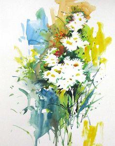 Milind Mulick Watercolour Paintings