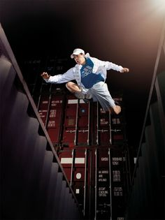 By DETLEF SCHNEIDER. #parkour  #sport #photography #tennis