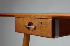 Desk designed by Hans Wegner for Johannes Hansen.