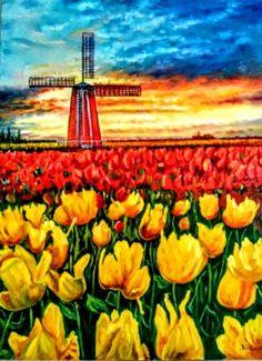 Un toque holandés