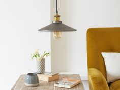 Our Spangle lights are gorgeous pendant lamps that are in a lovely bronze. They come in two sizes ideal as an alternative side light.