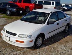 1996 Mazda Protege LX sedan under $1000 in Kentucky