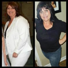 """Kimberly looks FANTASTIC!!!  #weightloss #allnatural #vegan #weightmanagement #diabetic #glutenfree #health  Her story... """"Hi everyone. Kimberly here. I thought I would share a new update with you all!!  For those of you who think losing weight is hard, you are right. But if you are determined like I am, nothing is impossible. This has been a long journey with a few health issues that makes my progress a bit slower than some but I am winning!!  I have been taking skinny fiber for 13 mths…"""